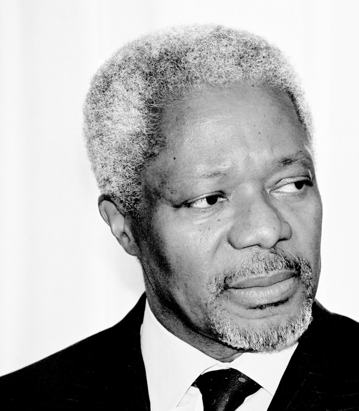 Kofi Annan. Secretary-General of the United Nations between 1997 and 2006